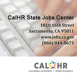 CalHR State Jobs Center